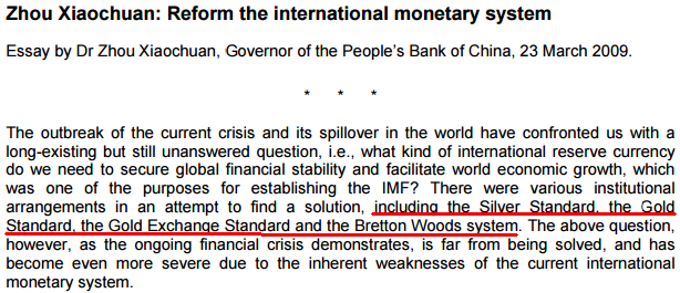 Reform The International Monetary System 1 - Bildquelle: statelesshomesteading.com