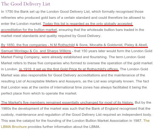 The Good Delivery List - Bildquelle: statelesshomesteading.com