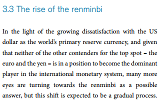 The Rise of the renmimbi 1 - Bildquelle: statelesshomesteading.com