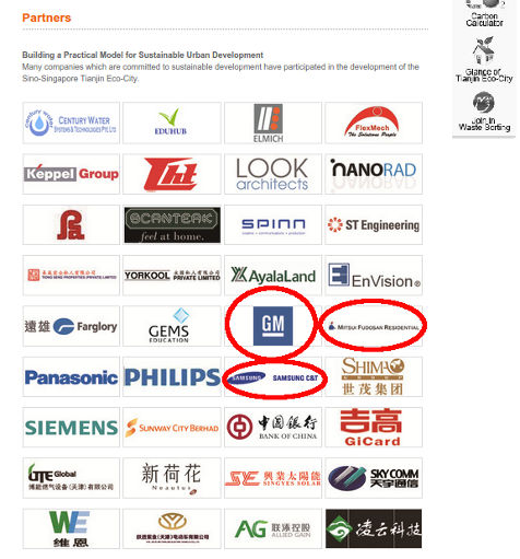 General Motors Mitsui Fudosan Residential und Samsung - Bildquelle: statelesshomesteading.com