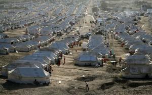 Türkisches Flüchtlingslager - Bildquelle: ActivistPost.com
