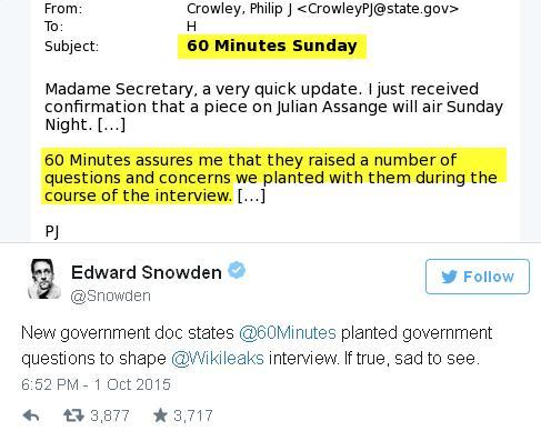 Snowden Twitter - Bildquelle: Screenshot-Ausschnitt Twitter