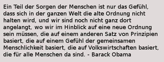 Barack Obama - Bildquelle: www.konjunktion.info