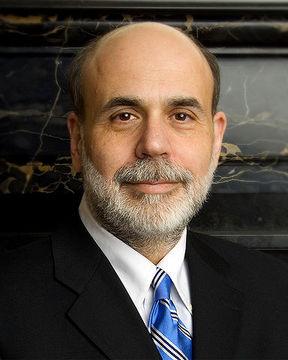 Ben Bernanke - Bildquelle: Wikipedia / United States Federal Reserve