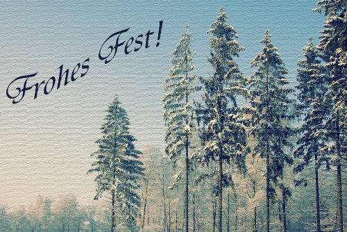 Frohe Weihnachten - Bildquelle: www.fotocommunity.de / Unukorno