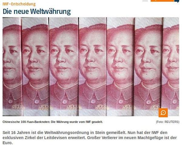 N24 - Yuan und SZR - Bildquelle: Screenshot-Ausschnitt www.n24.de