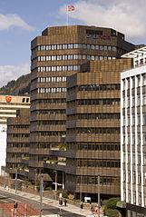 DNB Headquarters - Bildquelle: Wikipedia / Arsenikk