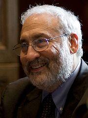 Joseph Stiglitz - Bildquelel: Wikipedia / LK (talk)