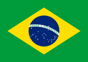 Flagge Brasilien - Bildquelle: Wikipedia / Governo do Brasil