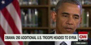 CNN - Barack Obama - Bildquelle: Screenshot-Ausschnitt www.cnn.com