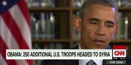 CNN - Barack Obama - Bildquelle: Screenshot-Ausschnitt www.cnn.com
