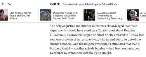 New York Times - Bildquelle: Screenshot-Ausschnitt www.nytimes.com