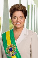 Dilma Rousseff - Bildquelle: Wikipedia / Agência Brasil