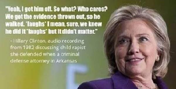 Clinton 5 - Bildquelle: www.activistpost.com
