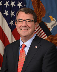 Ashton Carter - Bildquelle: Wikipedia / US Department of Defense