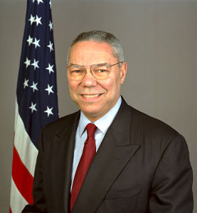 Colin Powell - Bildquelle: Wikipedia / Department of State of the United States of America