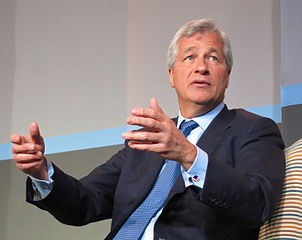 Jamie Dimon - Bildquelle: Wikipedia / Steve Jurvetson, Creative Commons Attribution 2.0 Generic