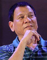 Rodrigo Duterte - Bildquelle: Wikipedia / Malacañang Photo Bureau, Ryan Lim