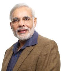 """Narendra Modi - Bildquelle: Wikpedia / Narendra Modi, Creative-Commons-Lizenz """"Namensnennung 2.0 generisch"""""""