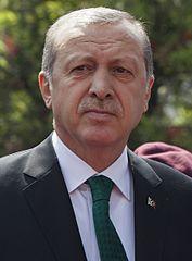 RecepTayyip Erdogan - Bildquelle: Wikipedia / Cancillería del Ecuador, Namensnennung – Weitergabe unter gleichen Bedingungen 2.0 generisch