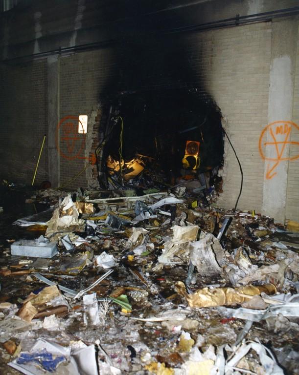 9-11 Pentagon Exterior 4 - Bildquelle: https://vault.fbi.gov