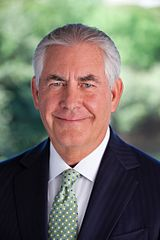 Rex Tillerson - Bildquelle: Wikipedia / Office of the President-elect, Creative Commons Attribution 4.0 International