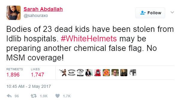 Abdallah Twitter - Bildquelle: Screenshot-Ausschnitt Twitter