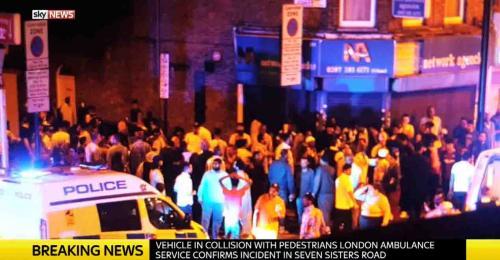 London Anschlag - Bildquelle: Screenshot-Ausschnitt Zerohedge