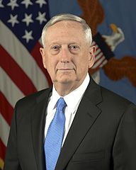 James Mattis - Bildquelle: Wikipedia / Monica King - United States Department of Defense,; gemeinfrei
