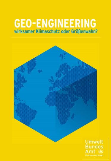 Umweltbundesamt Geoengineering - Bildquelle: Screenshot-Ausschnitt PDF