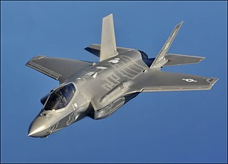 F-35A Kampfjet . Bildquelle: Wikipedia / U.S. Air Force photo by Master Sgt. Donald R. Allen; gemeinfrei