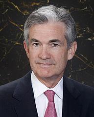 Jerome Powell - Bildquelle: Wikipedia / Federalreserve; Public Domain