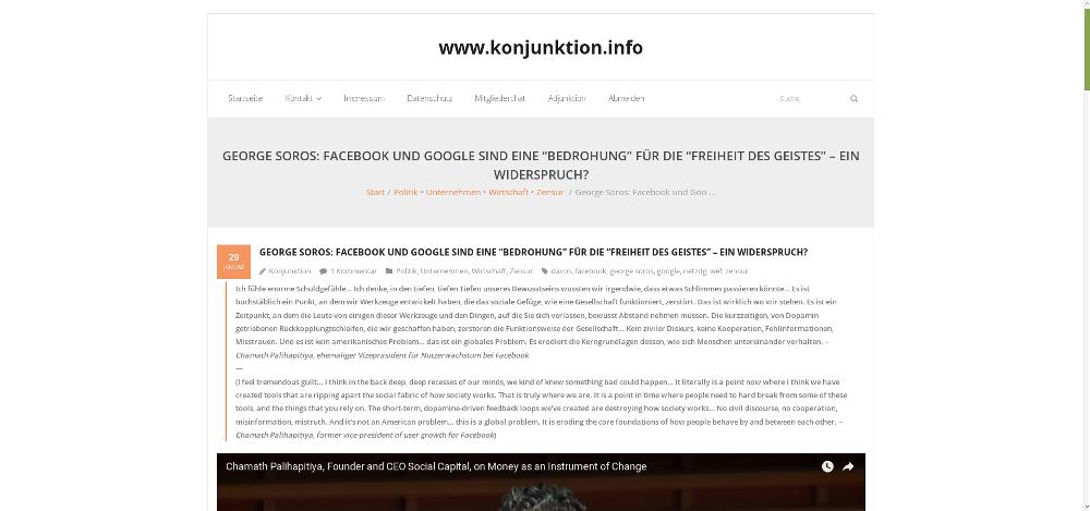 Design 2 - Artikel - Bildquelle: www.konjunktion.info