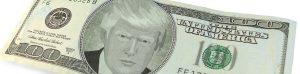 Donald Trump-Schein - Bildquelle: Pixabay / Mediamodifier; CC0 Creative Commons