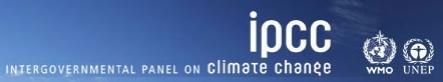 IPCC-Logo - Bildquelle: Screenshot-Ausschnitt www-ipcc.ch