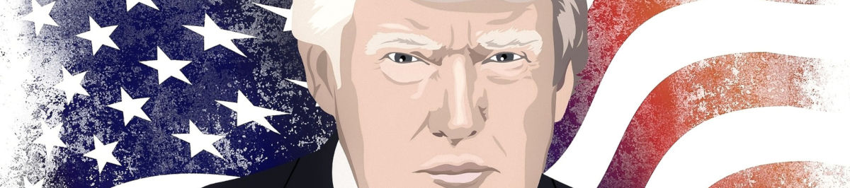 Donald Trump - Bildquelle: Pixabay / Crazygoat; CC0 Creative Commons