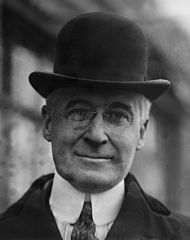 Bernard Baruch - Bildquelle: US Library of Congress; Public Domain