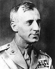 Smedley Butler - Bildquelle: Wikipedia / US Marine Corps; Public Domain