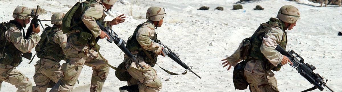 Soldaten - Bildquelle: Pixabay / Defence-Imagery; Pixabay Lisence