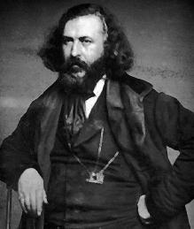 Albert Pike - Bildquelle: Wikipedia; gemeinfrei
