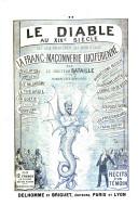 Le diable au XIXe siècle - Bildquelle: Google Books