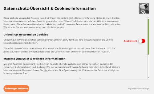Hinweis Cookies - Bildquelle: www.konjunktion.info