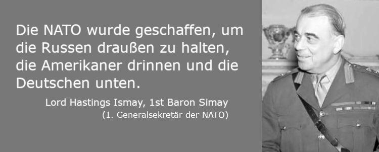 Lord Hastings und die NATO - Bildquelle: www.konjunktion.info