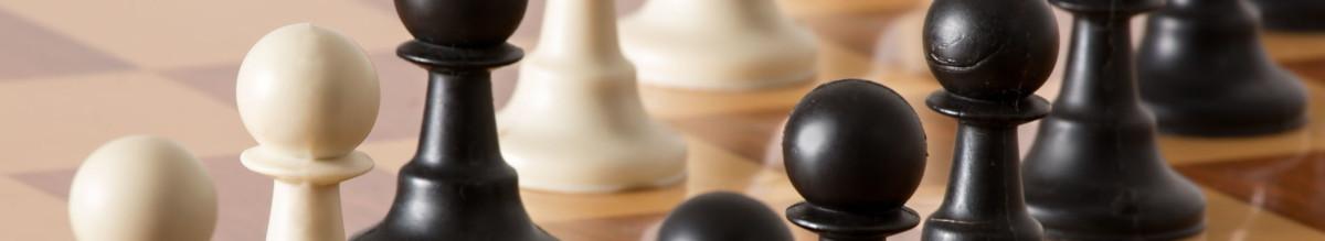 Schachspiel - Bildquelle: Pixabay / stevepb; Pixabay License