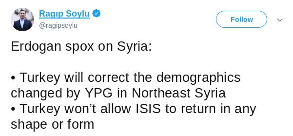 Twitter Ragıp Soylu - Bildquelle: Screenshot-Ausschnitt Twitter