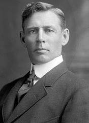 Charles August Lindbergh - Bildquelle: Wikipedia / Harris & Ewing; No Coypright Restrictions