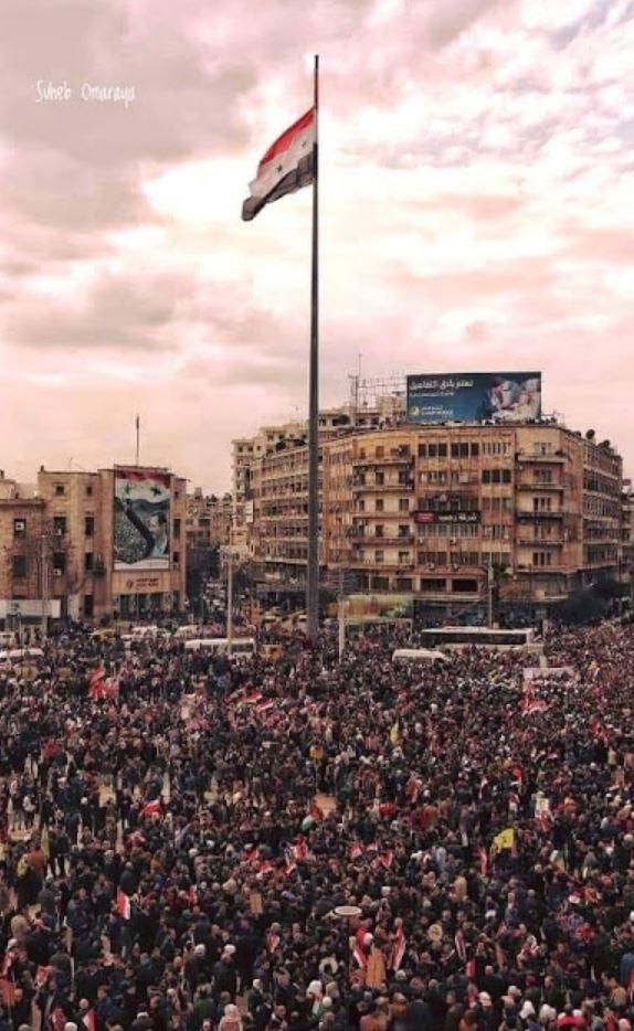 Aleppo 2020 - Bildquelle: Syriana Analysis