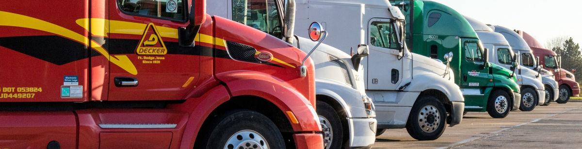 Lastkraftwagen - Bildquelle: Pixabay / rgaudet17; Pixabay License