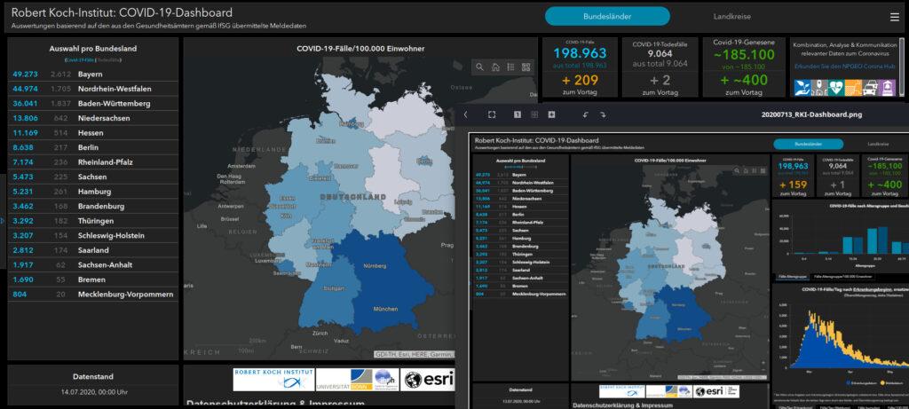 RKI-Dashboard_Vergleich_13_zu_14_Juli - Bildquelle: www.konjunktion.info