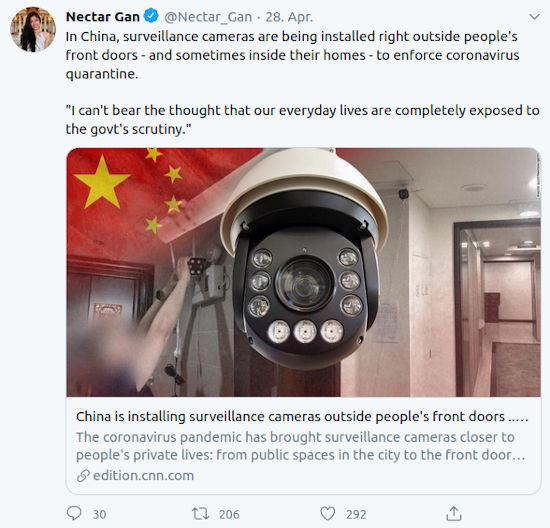 Tweet Nectar Gan - Bildquelle: Screenshot-Ausschnitt Twitter